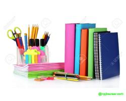 Stationary - Books, Copy, Photocopy, Lamination, (Smart Cell, Ncell, Namaste - Sim Card)