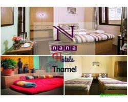 Hotel in Thamel, Kathmandu | Hotel Nana Thamel