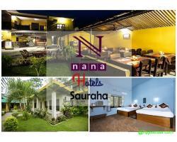 Hotel in Sauraha, Chitwan | Sauraha Nana Hotel