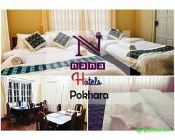 Hotel in Lakeside, Pokhara | Hotel Nana Pokhara