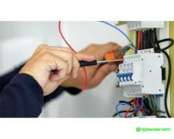 Electrician Shalikram Pokhrel