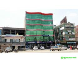 Hotel The galaxy Durbar Nepalgunj