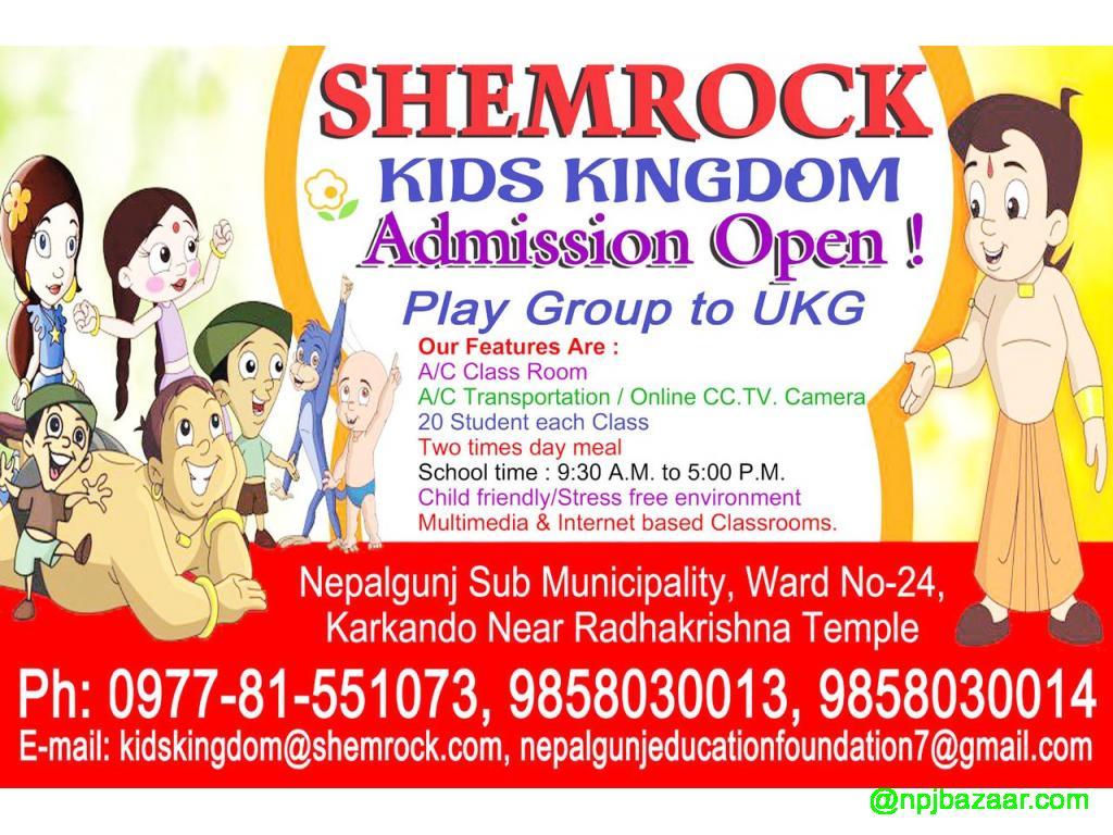 Shemrock Kids Kingdom
