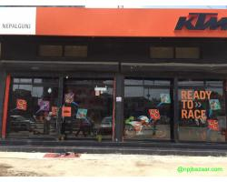 Ktm Duke  Showroom (Nepalgunj)