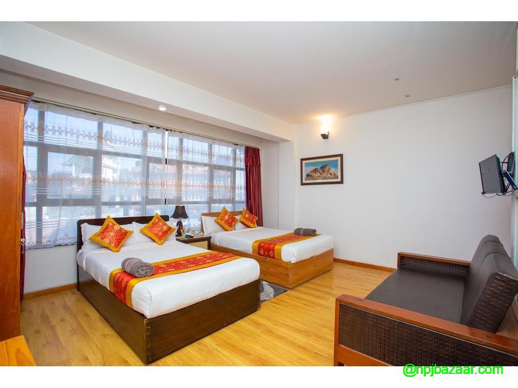 Hotel The Boudha Inn Apartment of Kathmandu