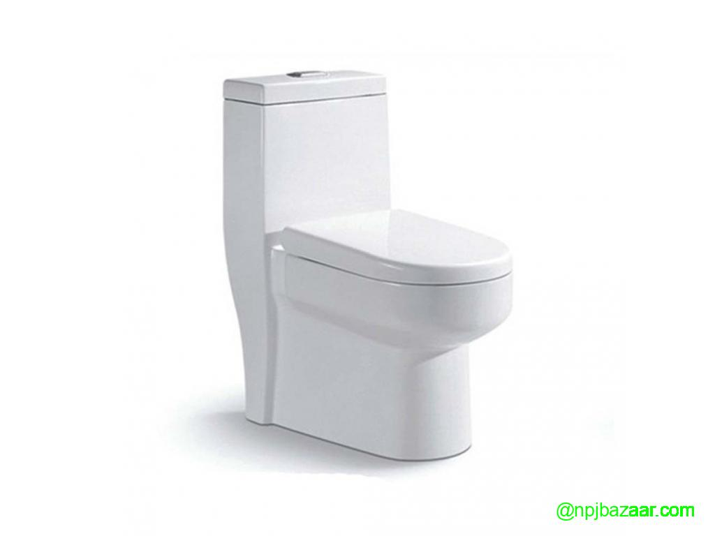 BOLAN ONE PIECE COMMODE